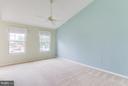 Bedroom (Master) - 3810 MARQUIS PL, WOODBRIDGE