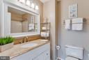 Bath (Master) - 3810 MARQUIS PL, WOODBRIDGE