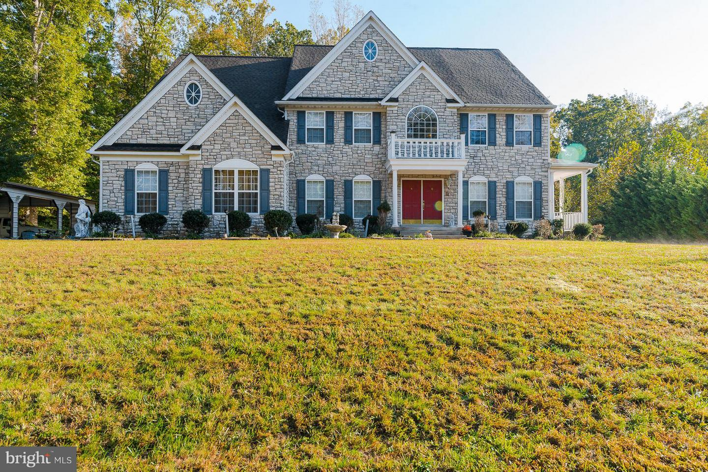 Single Family for Sale at 21 Wentworth Dr Fredericksburg, Virginia 22406 United States