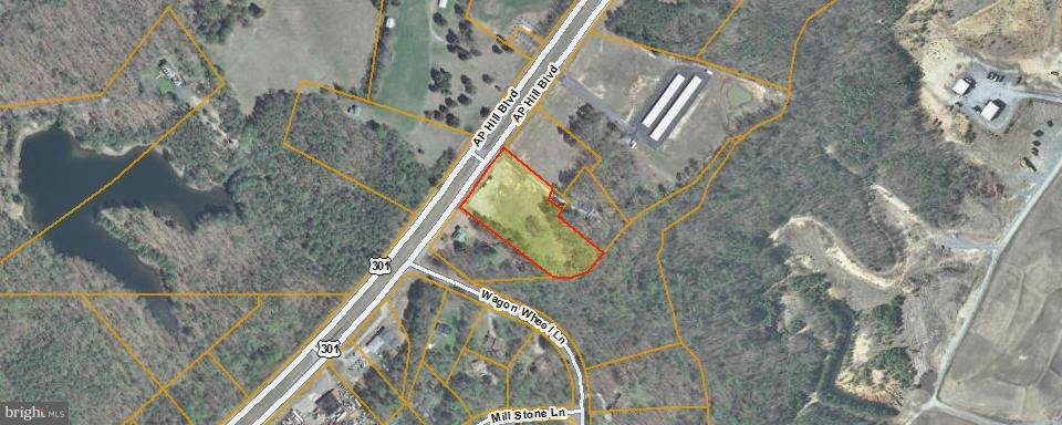 Commercial for Sale at 0 A P Hill Blvd Bowling Green, Virginia 22427 United States