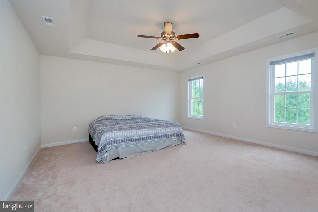 Bedroom (Master) - 6754 THORNBROOK LN, SPOTSYLVANIA