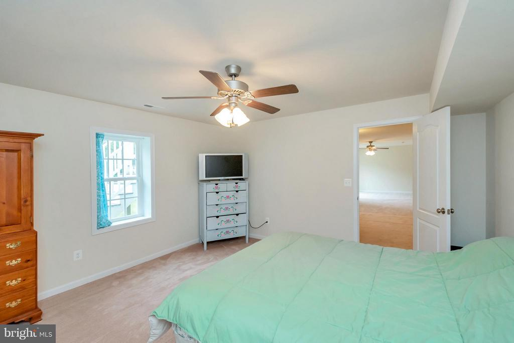 Bedroom - 6754 THORNBROOK LN, SPOTSYLVANIA