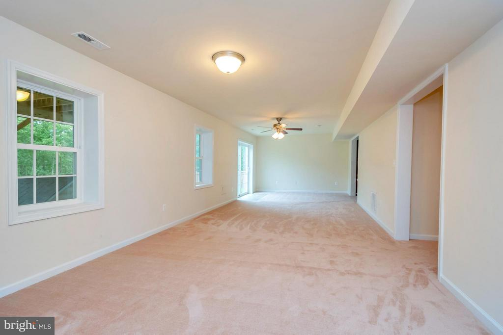Basement - 6754 THORNBROOK LN, SPOTSYLVANIA
