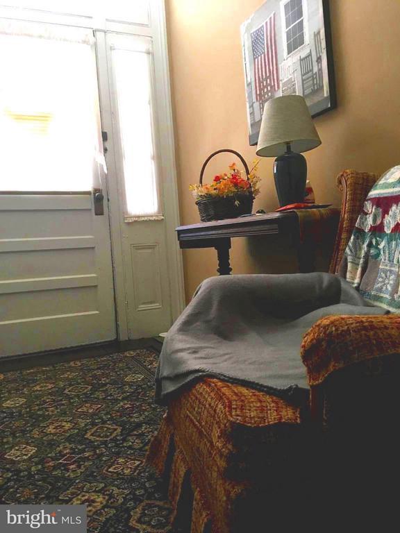 Sitting Area in Foyer - 1614 CAROLINE ST, FREDERICKSBURG