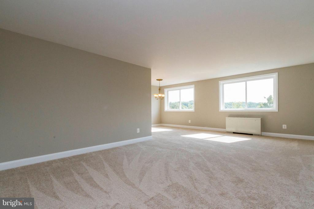 Huge Windows with Great Natural Light - 750 DICKERSON ST #313, ARLINGTON