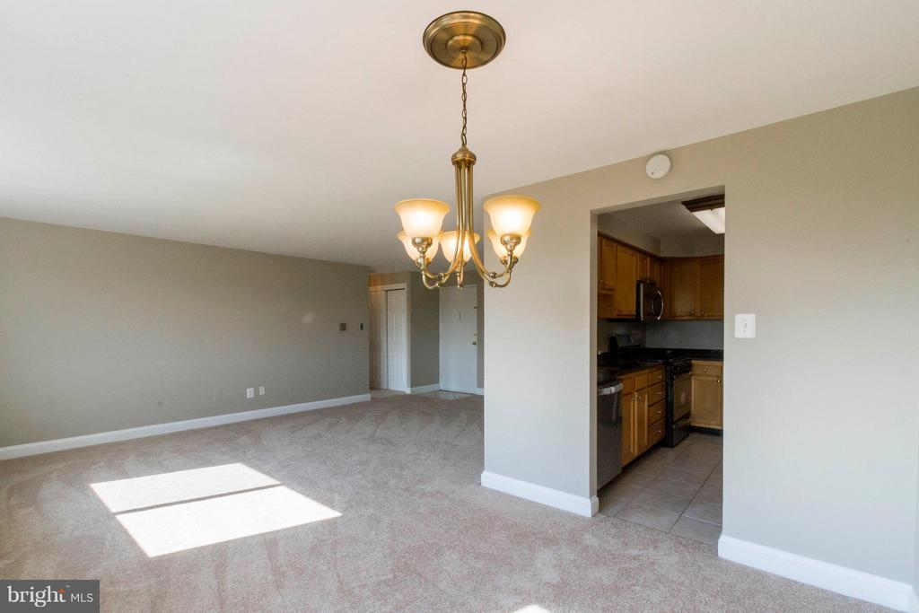 Separate Dining Room - 750 DICKERSON ST #313, ARLINGTON