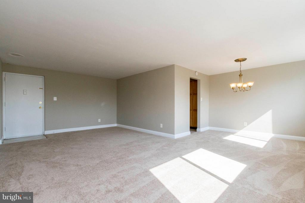 Open Floor Plan - 750 DICKERSON ST #313, ARLINGTON