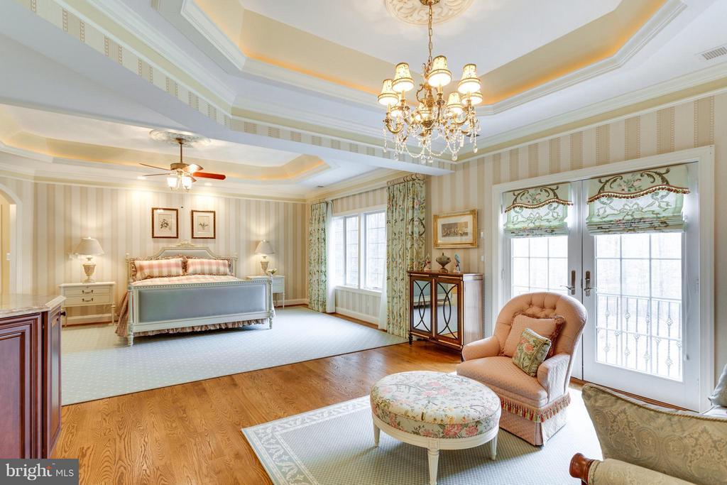 Bedroom (Master) - 13200 SPRINGDALE ESTATES RD, CLIFTON