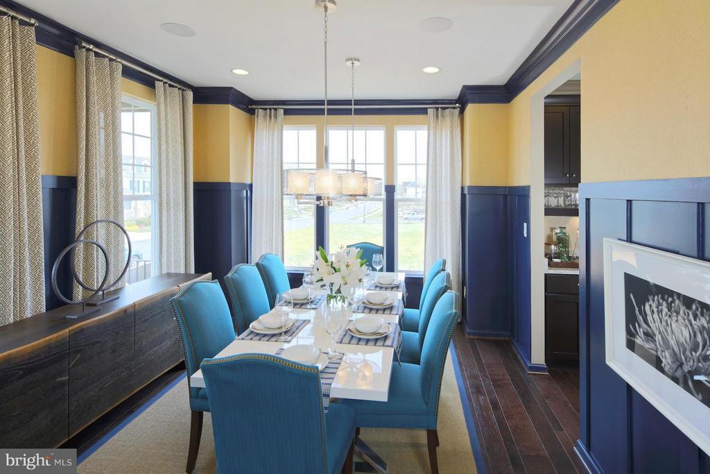 Dining Room - 0 SOURWOOD CT, STAFFORD