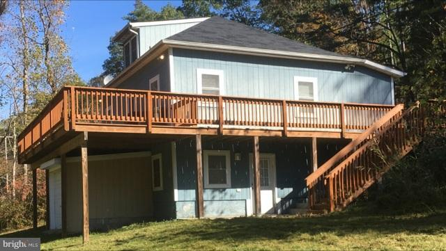 Single Family for Sale at 12000 Cacapon Road Great Cacapon, West Virginia 25422 United States