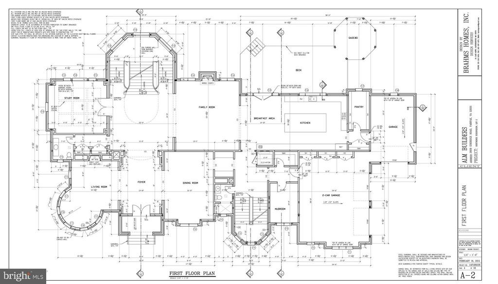 First Floor Plan - 805 HORTENSE PL, GREAT FALLS