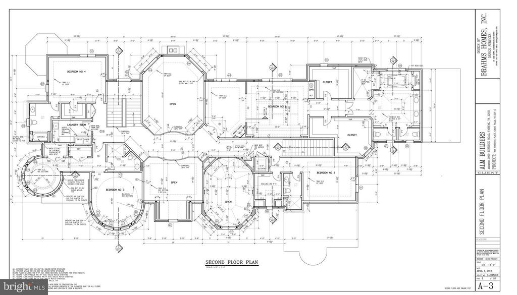 Second Floor Plan - 802 HORTENSE PL, GREAT FALLS