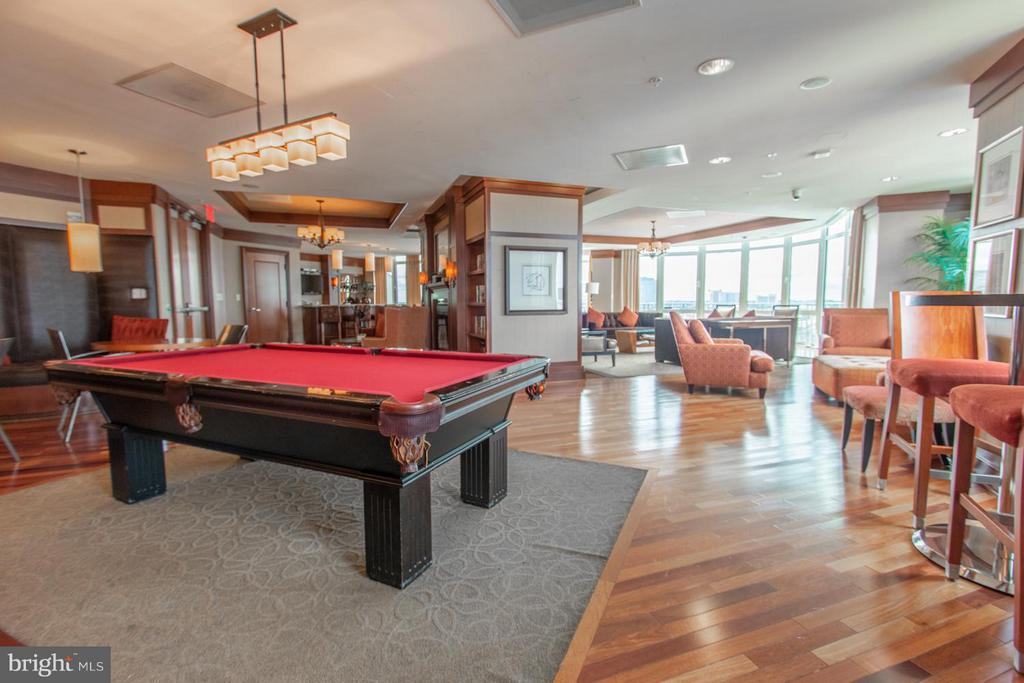 Club room - 8220 CRESTWOOD HEIGHTS DR #1209, MCLEAN