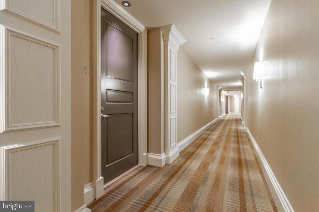 Hallway - 8220 CRESTWOOD HEIGHTS DR #1209, MCLEAN