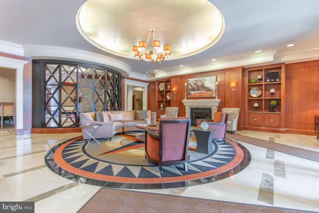 enterance - 8220 CRESTWOOD HEIGHTS DR #1209, MCLEAN