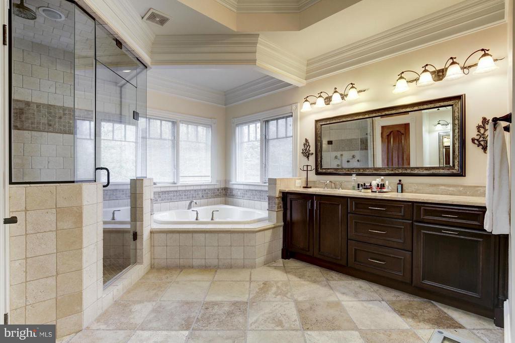 Master Bathroom - 7629 BURFORD DR, MCLEAN