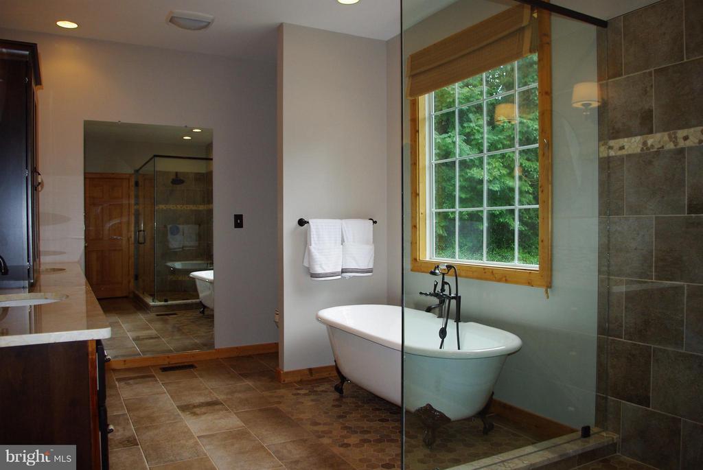 Master Bath Claw-Foot Tub - 41 OLD BROWNTOWN LN, HUNTLY