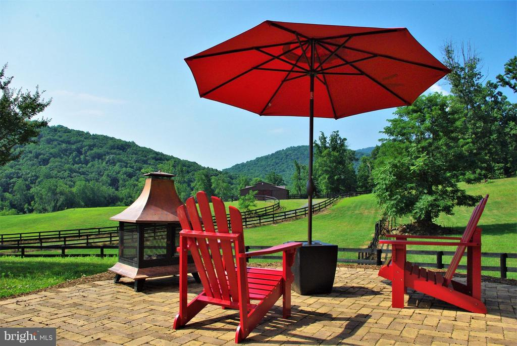 Lower Level Private Patio - 41 OLD BROWNTOWN LN, HUNTLY