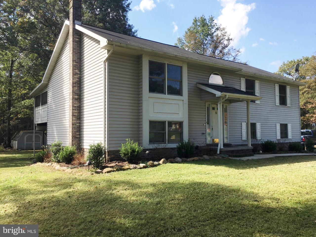 Single Family for Sale at 21100 Burke Hill Rd Rawlings, Maryland 21557 United States