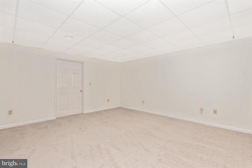 lower level Rec Room - 12492 HOWARD LODGE DR, SYKESVILLE