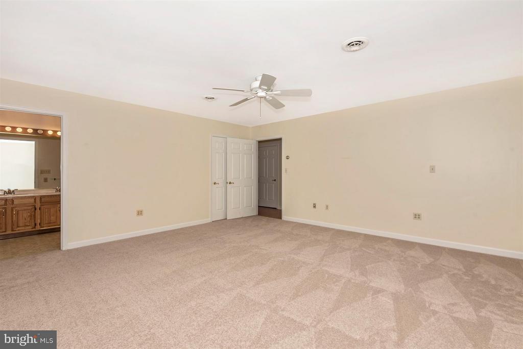 Master Bedroom - 12492 HOWARD LODGE DR, SYKESVILLE