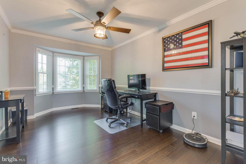 Main level office - 8808 TELEGRAPH CROSSING CT, LORTON