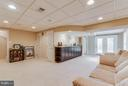 New doors-so much light! - 8808 TELEGRAPH CROSSING CT, LORTON