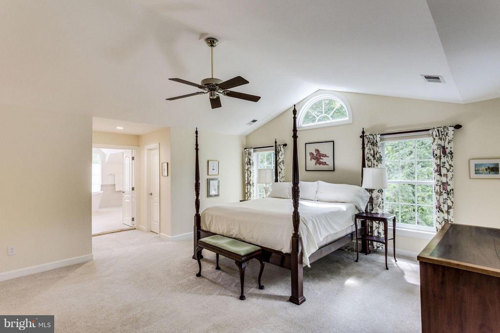 Bedroom (Master) - 12118 WALNUT BRANCH RD, RESTON