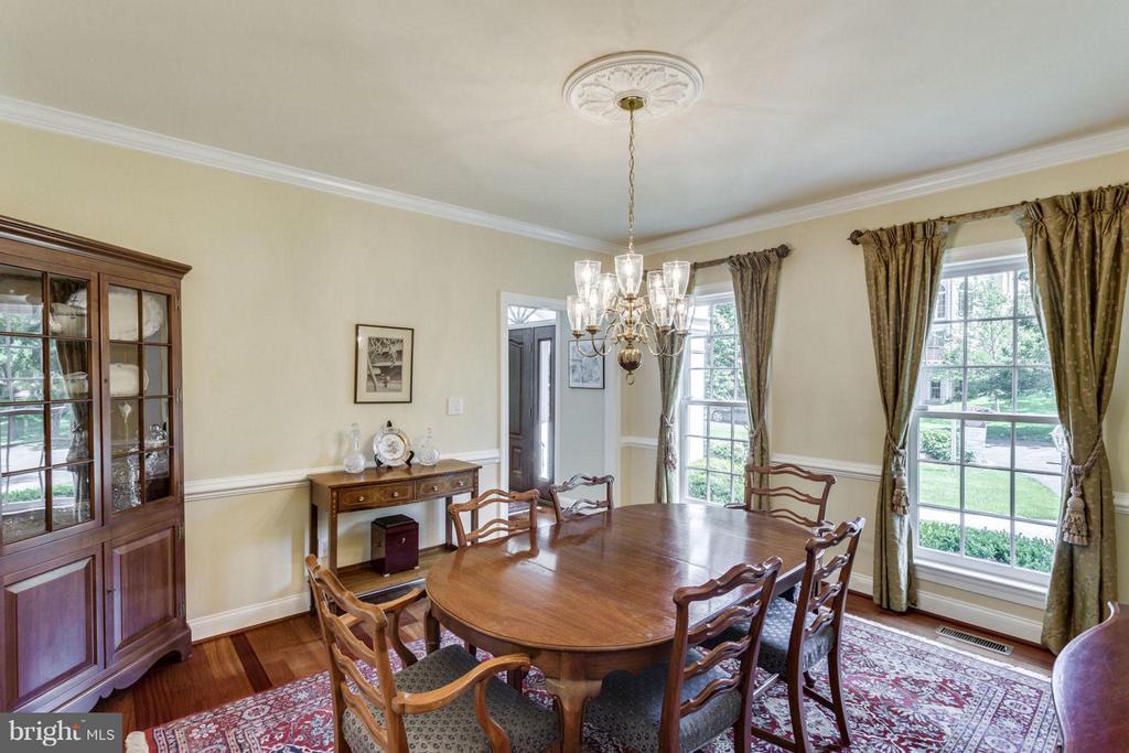 Dining Room - 12118 WALNUT BRANCH RD, RESTON