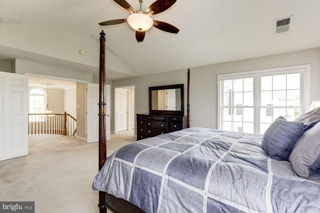 Master Bedroom - 43046 CASTLEBAR ST, CHANTILLY
