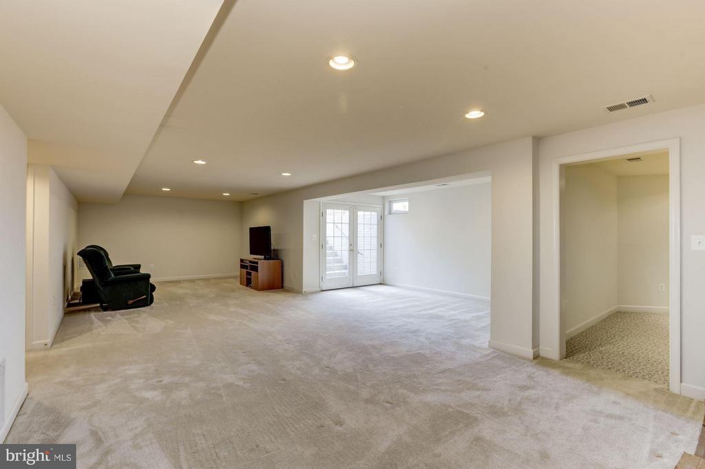Huge recreation space - 43046 CASTLEBAR ST, CHANTILLY