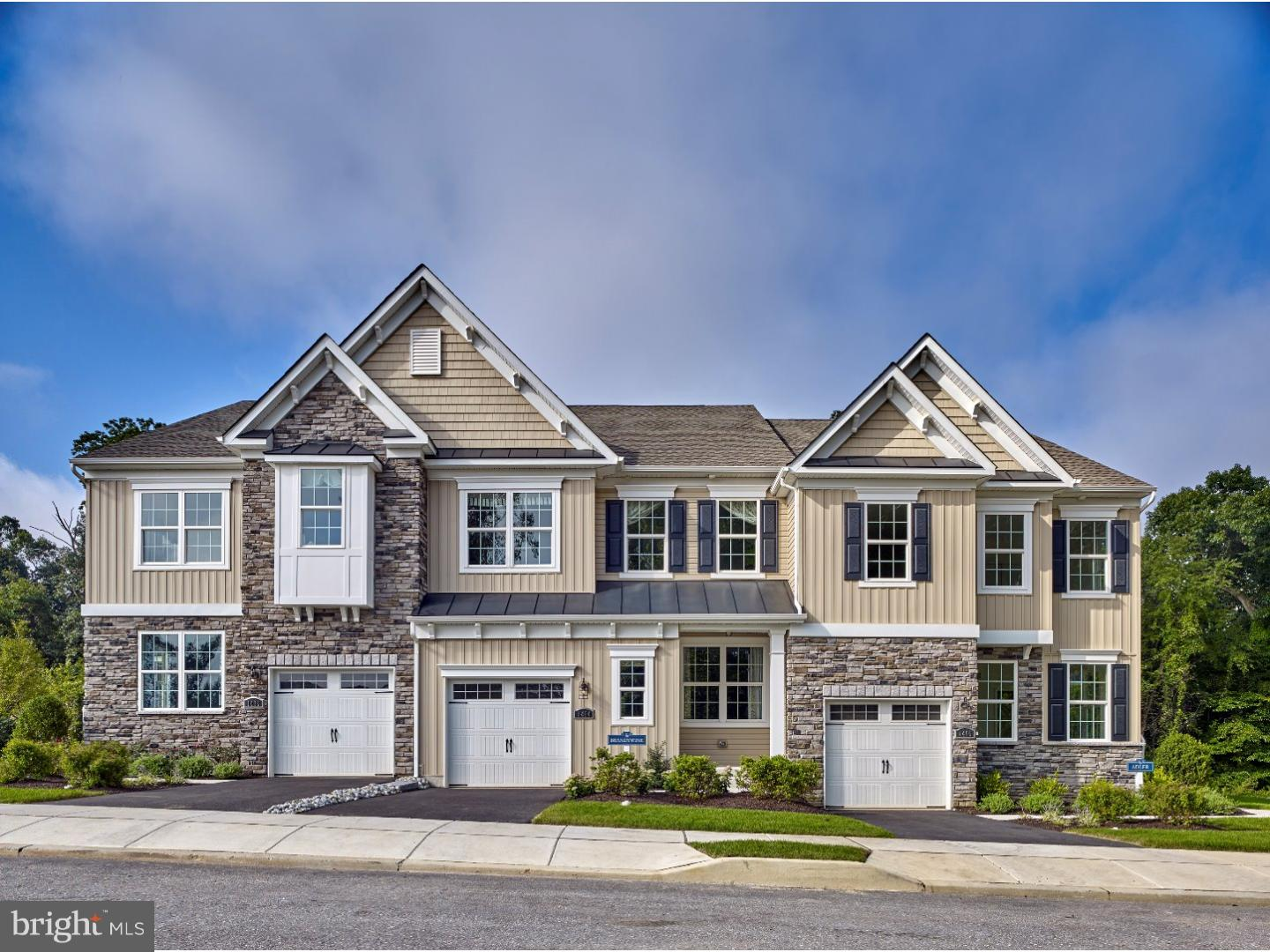 Photo of home for sale at 1448 Dunwoody Drive, West Chester PA