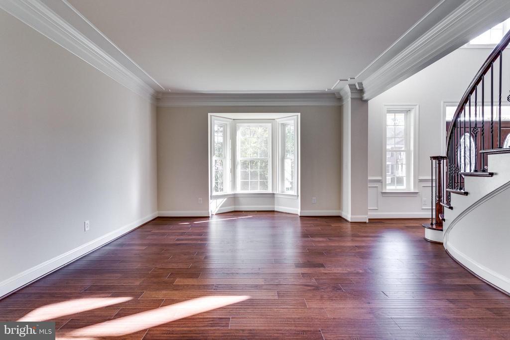 Living Room - 7900 KENT RD, ALEXANDRIA