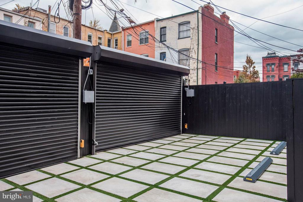 Secure Parking - 1309 R ST NW #1, WASHINGTON