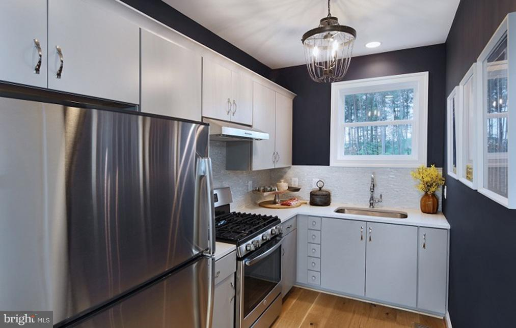 Optional Spice Kitchen- Model Home - SOUTHER DRIVE- MACARTHUR, CENTREVILLE