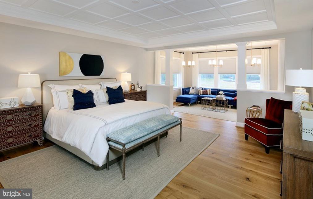 Master Bedroom- Model Home - SOUTHER DRIVE- MACARTHUR, CENTREVILLE