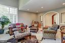 Great Room - 5874 IRON STONE CT, CENTREVILLE