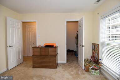 Bedroom - 10303 APPALACHIAN CIR #9-101, OAKTON