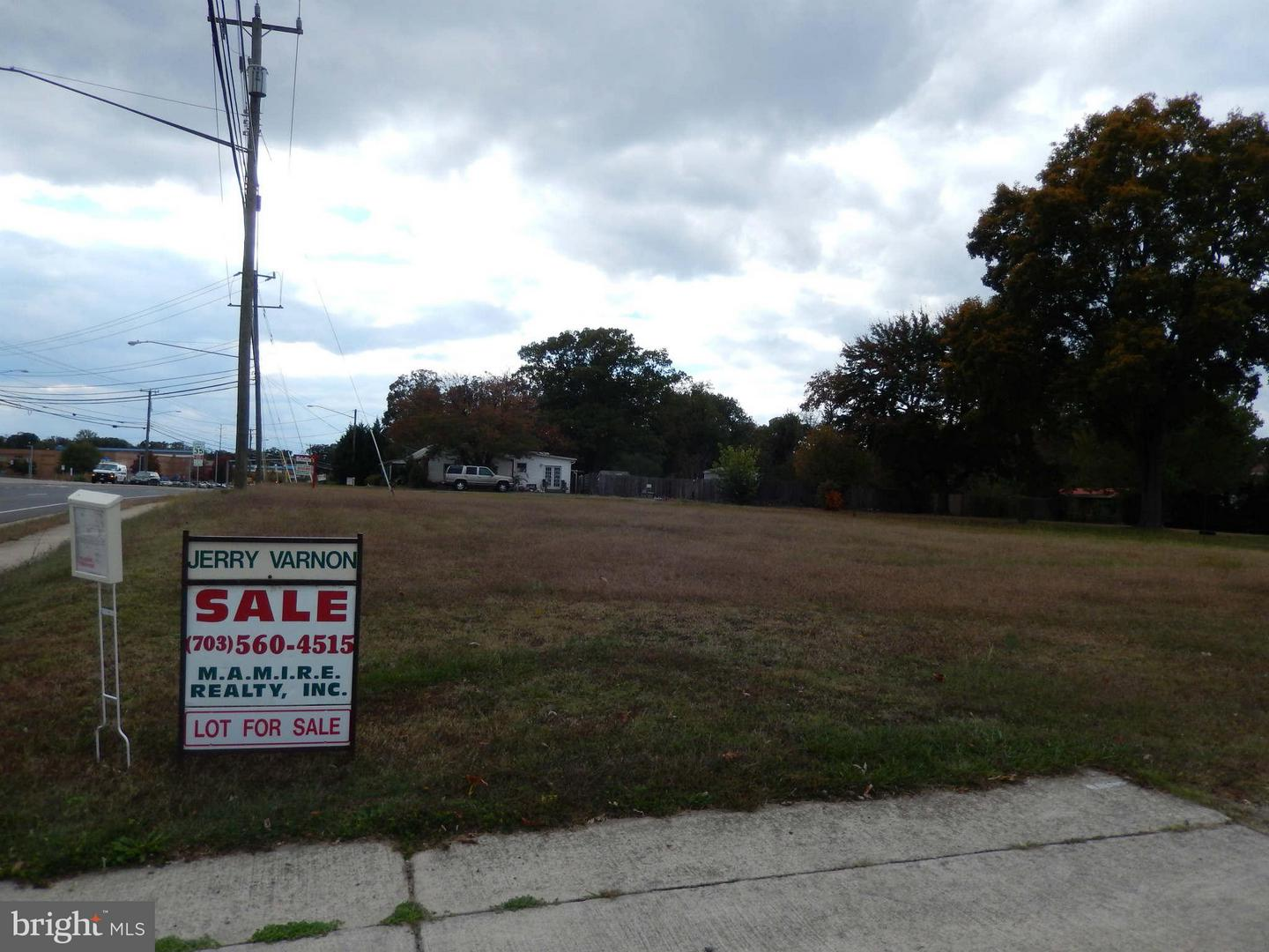 Land for Sale at 7100 Beulah St Alexandria, Virginia 22315 United States