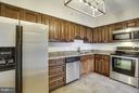 Kitchen - 5505 SEMINARY RD #2506N, FALLS CHURCH