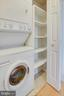 Laundry area - 5505 SEMINARY RD #2506N, FALLS CHURCH