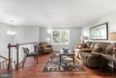Bright, open floor plan - 8813 WAXWING TER, GAITHERSBURG