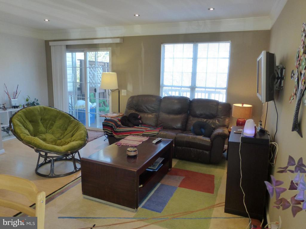 Living Room - 333 BRIDLE CREST SQ NE, LEESBURG