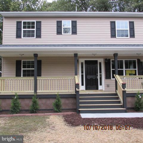 Photo of home for sale at 17481 Tripoli Boulevard, Dumfries VA