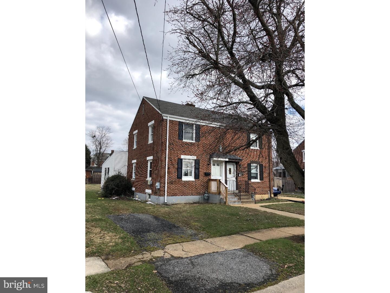 Vivienda unifamiliar por un Venta en 145 DENN Place 145 DENN Place Elsmere, Delaware 19804 Estados Unidos
