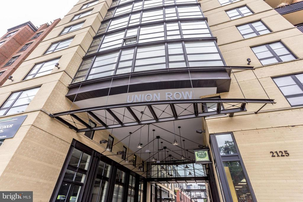 Exterior (General) - 2125 14TH ST NW #311W, WASHINGTON