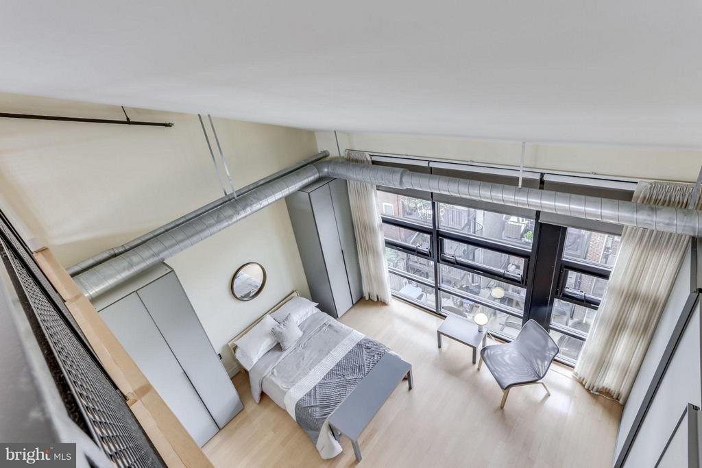 High Ceilings - 2125 14TH ST NW #311W, WASHINGTON