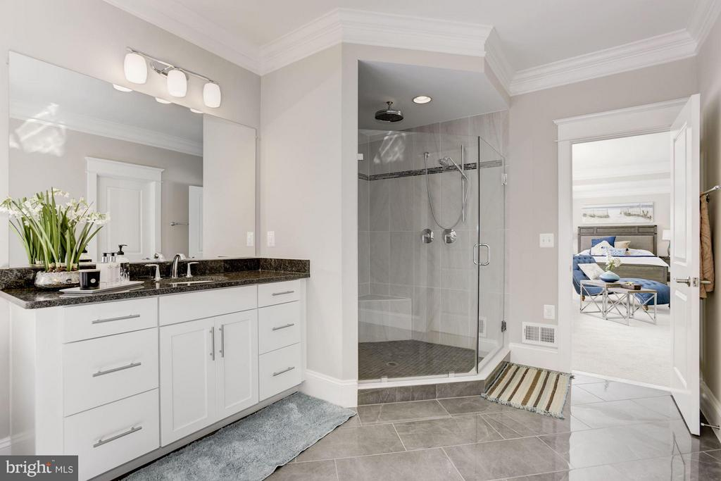 Walk in shower - 5694 COLCHESTER RD, CLIFTON