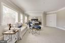 Expansive master suite - 5694 COLCHESTER RD, CLIFTON