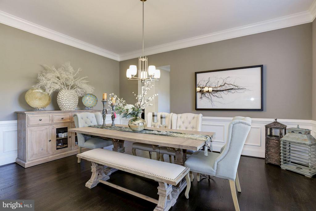 Dining Room - 5694 COLCHESTER RD, CLIFTON